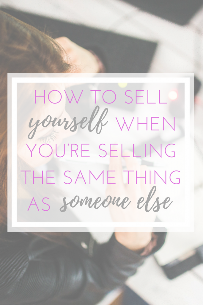 How to sell yourself or market yourself to promote your business