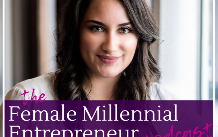 Copy of female millennial entrepreneur